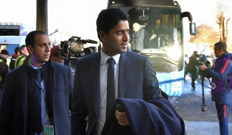 PSG – Nasser Al-Khelaïfi insulté par les supporters du Barça