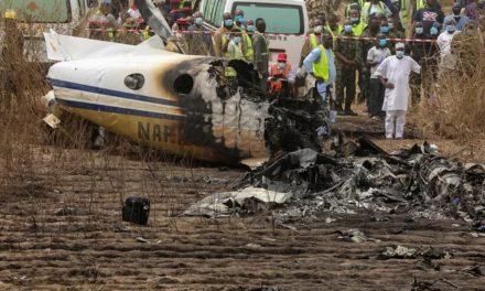 NIGÉRIA – 7 morts dans le crash d'un avion militaire