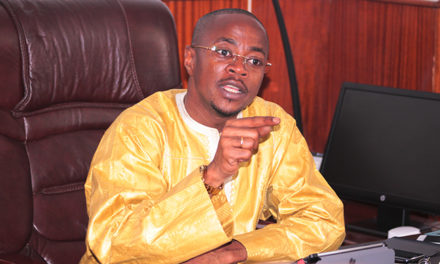 "AFFAIRE SWEETY BEAUTY – Abdou Mbow tacle les ""opposants en perte de vitesse"""