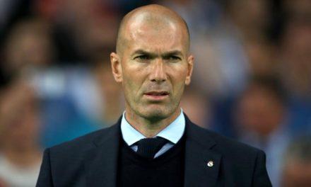 REAL MADRID – Le gros coup de gueule de Zidane !