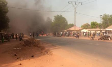 VIDEO – AFFAIRE SONKO: Bignona se rebelle, l'armée appelée en renfort
