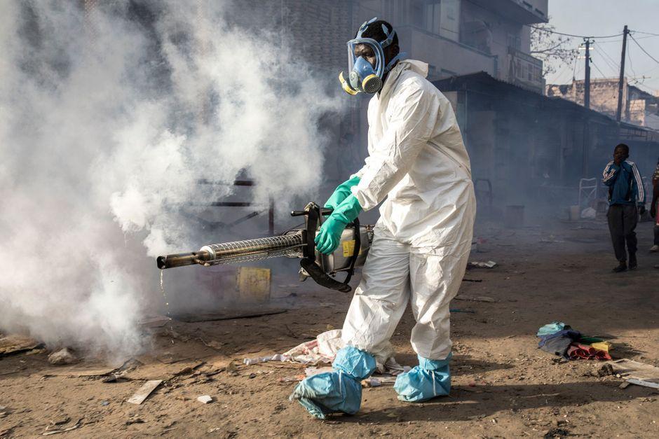 CORONAVIRUS – L'Afrique franchit officiellement la barre des 100.000 morts