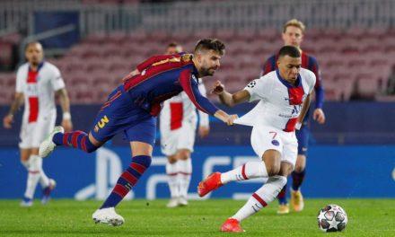 C1 – FC Barcelone se fait détruire en Espagne