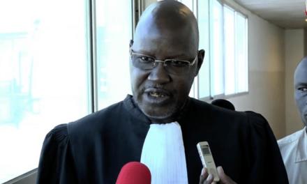 URGENT – Décès de l'avocat Me Khassimou Touré