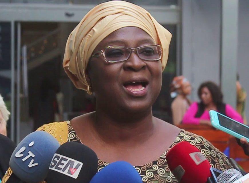 """ARRESTATION D'AMINATA LO – Me Ndèye Fatou Touré  dénonce  """"une folie républicaine"""""""