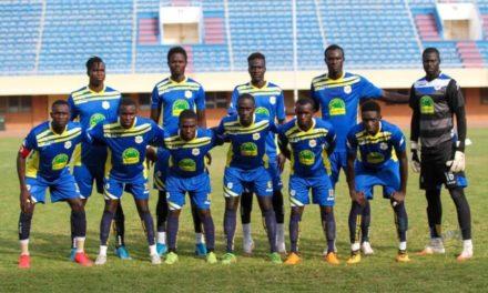 LIGUE AFRICAINE DES CHAMPIONS – Teungueuth FC rate son baptême du feu