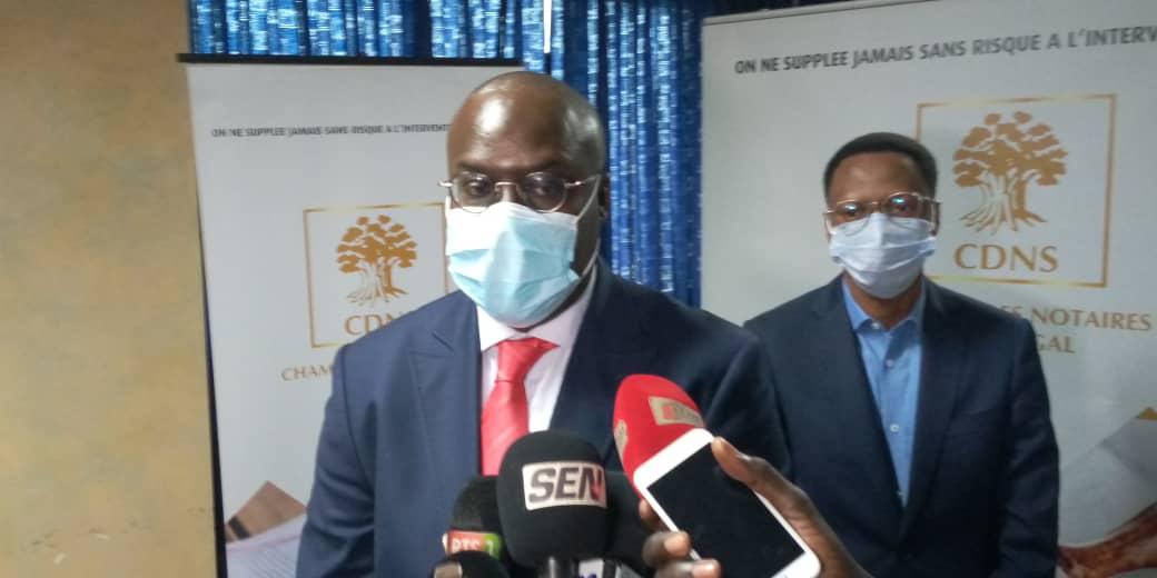 NOTARIAT AU SENEGAL- 20 nouvelles charges créées