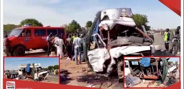 """ACCIDENTS DE LA ROUTE  – Macky Sall veut """"une application stricte des sanctions"""""""