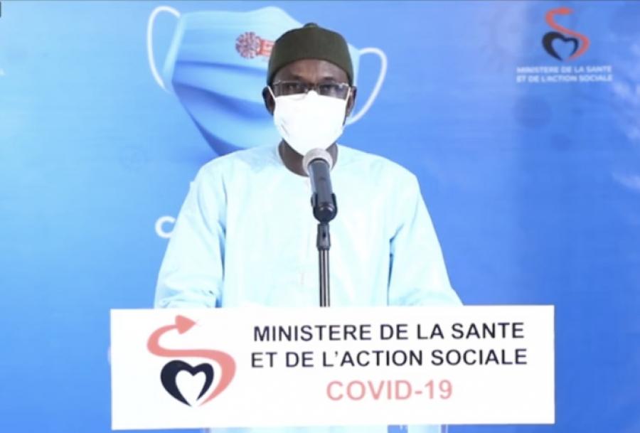 CORONAVIRUS AU SÉNÉGAL – 368 nouveaux cas, 11 décès et 54 en réanimation