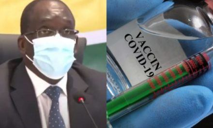 PRODUCTION VACCINS ANTI-COVID – Le Sénégal soutient l'institut Pasteur