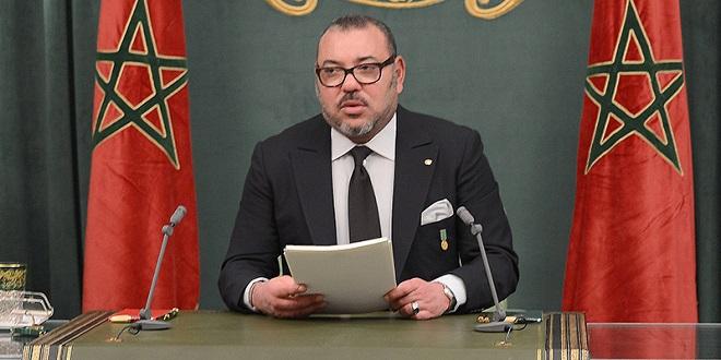 CHAN2021- Mohammed VI félicite les Lions de L'Atlas