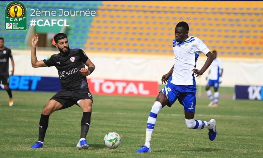 LIGUE AFRICAINE DES CHAMPIONS – Teungueuth FC accroché par Zamalek (0-0)