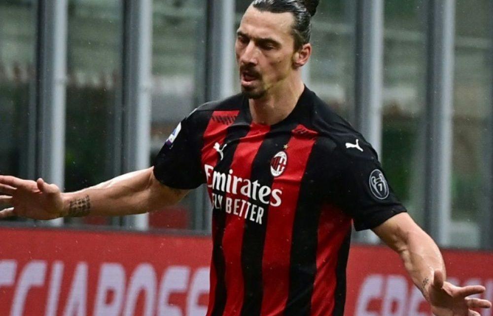 ITALIE – Ibrahimovic marque ses 500e et 501e buts en club avec Milan contre Crotone