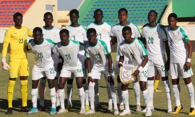 CAN U17 – Le Sénégal dans le groupe de la mort