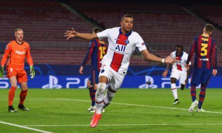 C1 – Mbappé humilie le Barça (1-4)