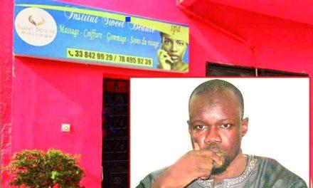 AFFAIRE ADJI SARR- Ousmane Sonko est arrivé finalement au tribunal