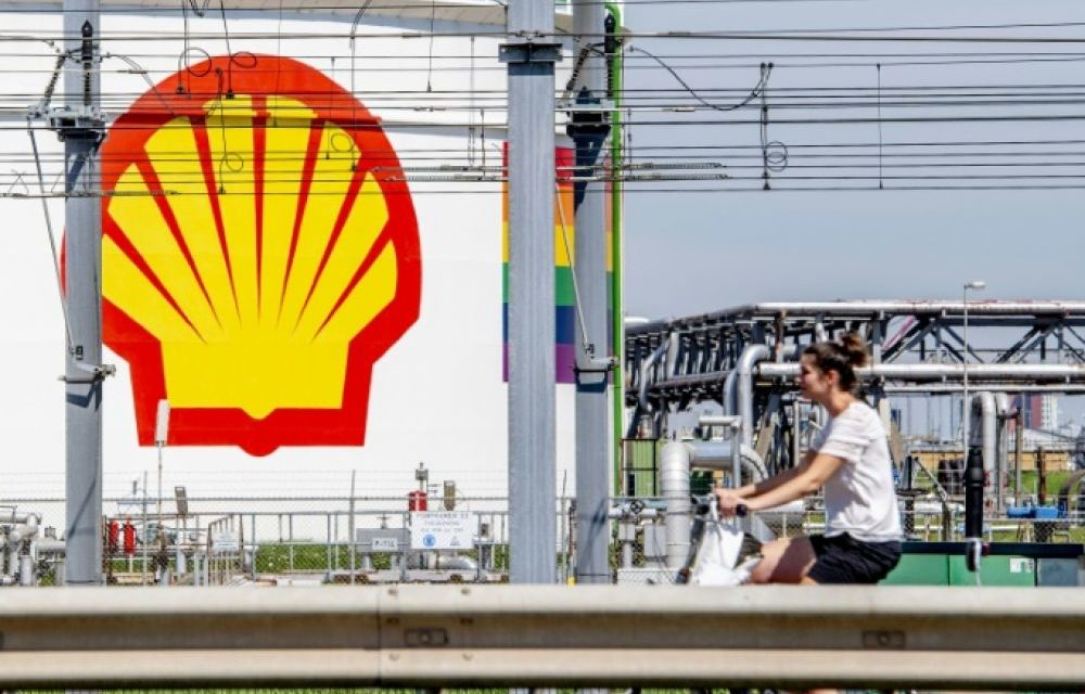 HYDROCARBURES – Shell, face à une perte colossale de près de 22 milliards de dollars