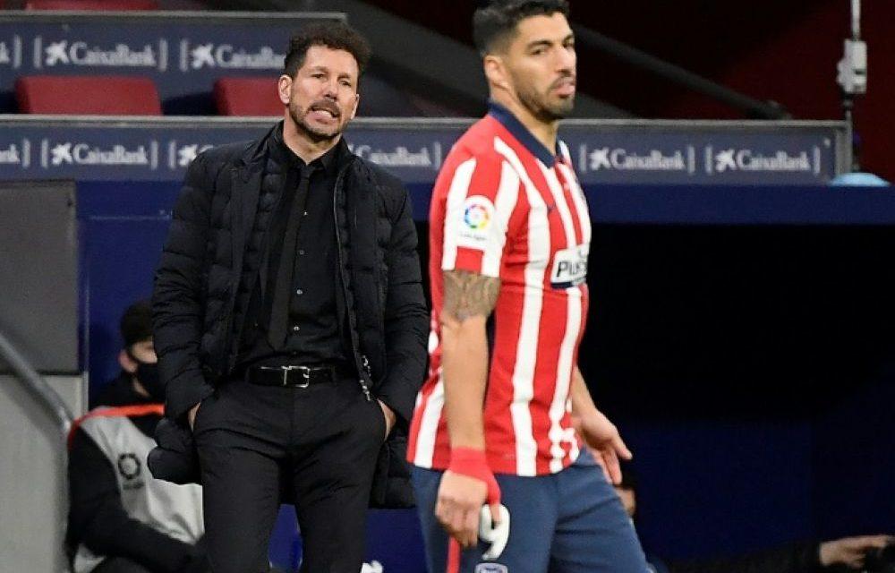 """C1 – L'Atlético, Suarez et Simeone, """"un gros test"""" pour Tuchel"""