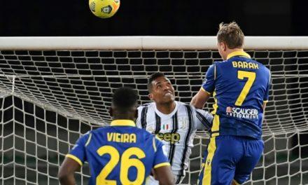 ITALIE – Vérone freine la Juventus (1-1) malgré le 19e but de Ronaldo