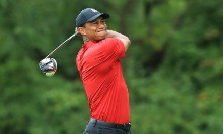 Tiger Woods gravement blessé après un accident routier, sa vie pas en danger