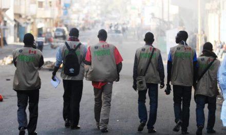 LIBERTÉ DE PRESSE – L'ANCPS déplore les actes de violence perpétrées contre les journalistes reporters d'images
