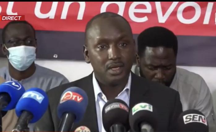 """ARRESTATION DE SONKO – La plateforme """" Debout pour la démocratie et l'État de droit"""" s'érige en bouclier et marche le 5 mars"""