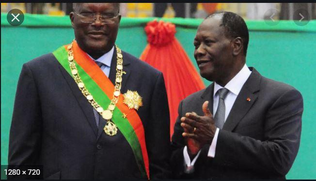 UEMOA – Roch Marc Christian Kaboré succède à Alassane Ouattara