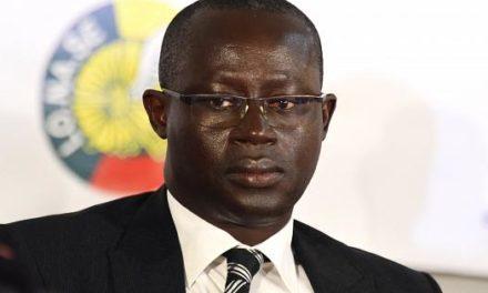 CAF – Augustin Senghor se retire officiellement des élections