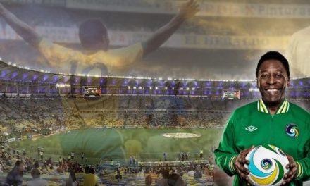 BRESIL – Le stade Maracana sera rebaptisé Roi Pelé