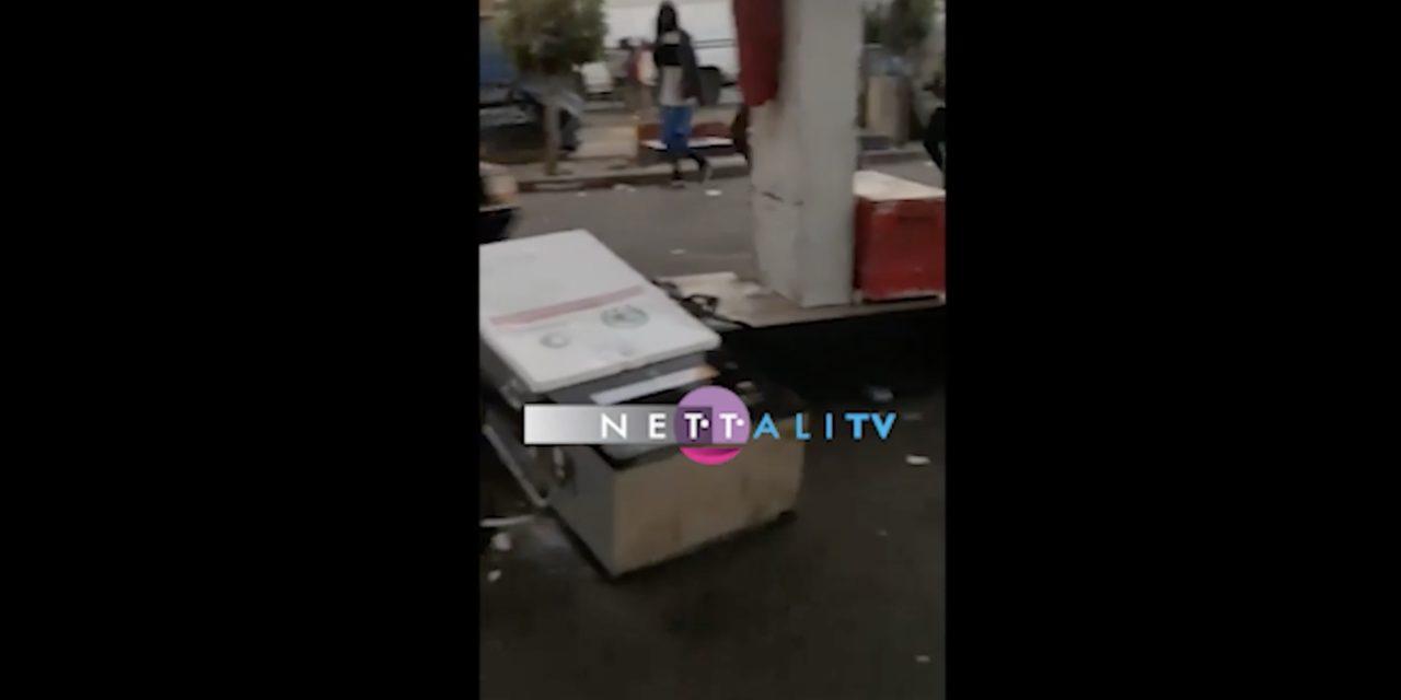 SACCAGE DE 7 DE SES MAGASINS – Auchan menace de porter plainte