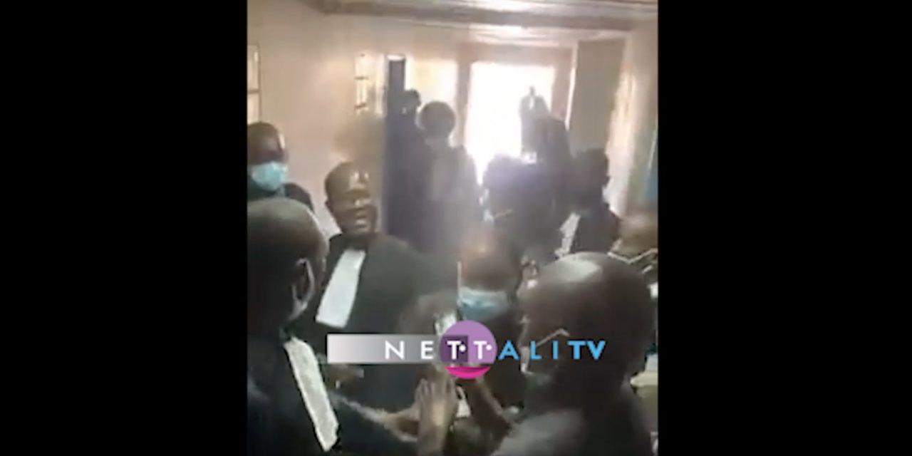 Grogne des avocats de Ousmane Sonko