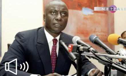 AUDIOS – Les conseils d'Idrissa Seck à Ousmane Sonko
