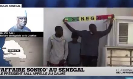VIDEO – EMEUTES A DAKAR – L'explication ahurissante du ministre de la Justice