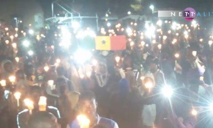 VIDEO – UGB – Les étudiants rendent hommage aux martyrs de l'affaire Sonko-Adji Sarr