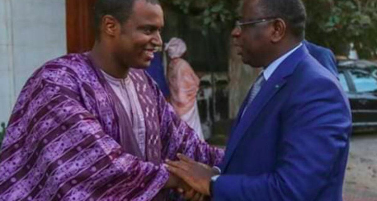 SUSPENSION DU SIGNAL DE WALF TV – Cheikh Niass reçu par Macky Sall