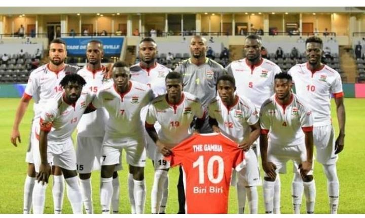 ELIMINATOIRES CAN – La Gambie entre dans l'Histoire !