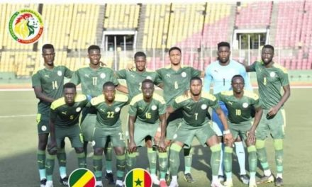 CONGO – SÉNÉGAL – Des Lions trop timides (0-0) (0-0)