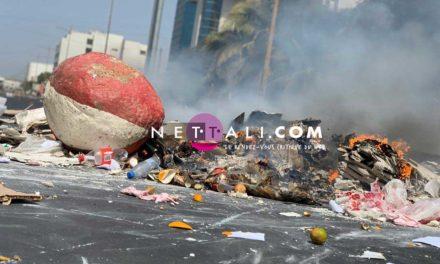 VIDEO – Manifs pro-Sonko – Manifestations violentes et désordre sur la Corniche, VDN, route Ouakam, Mermoz, Université…