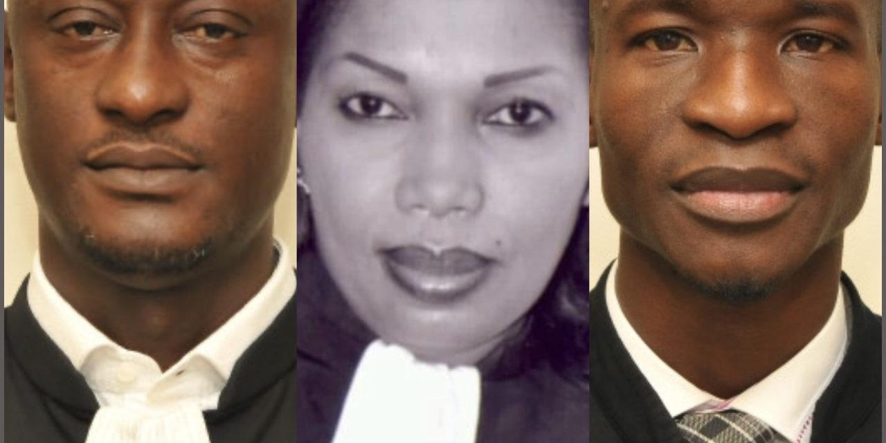 DOCUMENT – La plainte de Me Dior Diagne contre ses confrères Bamba Cissé et Papa Samba So