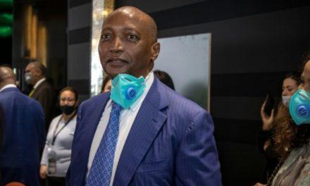 PRESIDENCE DE LA CAF – Motsepe élu par acclamation