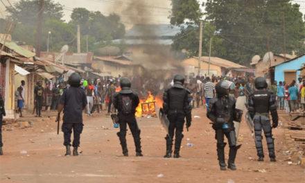 TENSIONS À SANYANG – La police gambienne a livré les premiers éléments de l'enquête