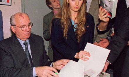 RUSSIE – Gorbatchev, le dernier dirigeant soviétique, fête son 90e anniversaire sur Zoom