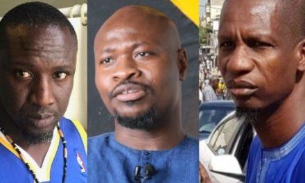JUSTICE – Guy Marius Sagna, Assane Diouf et Clédor Sène sont libres!