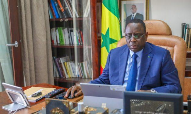 PLAN DE RELANCE DE L'ECONOMIE – Macky Sall presse le gouvernement