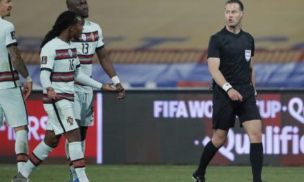 QUALIF. MONDIAL-2022 – L'arbitre confirme ses excuses après le but refusé à Ronaldo contre la Serbie (presse)