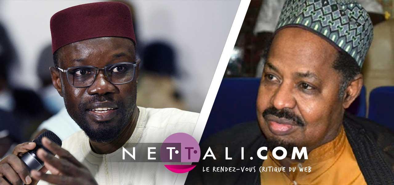 AHMED KHALIFA NIASS- «Ousmane Sonko est mon fils et je n'accepterai pas qu'on le touche»