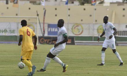 SENEGAL-ESWATINI – Les Lions frôlent l'humiliation (1-1)