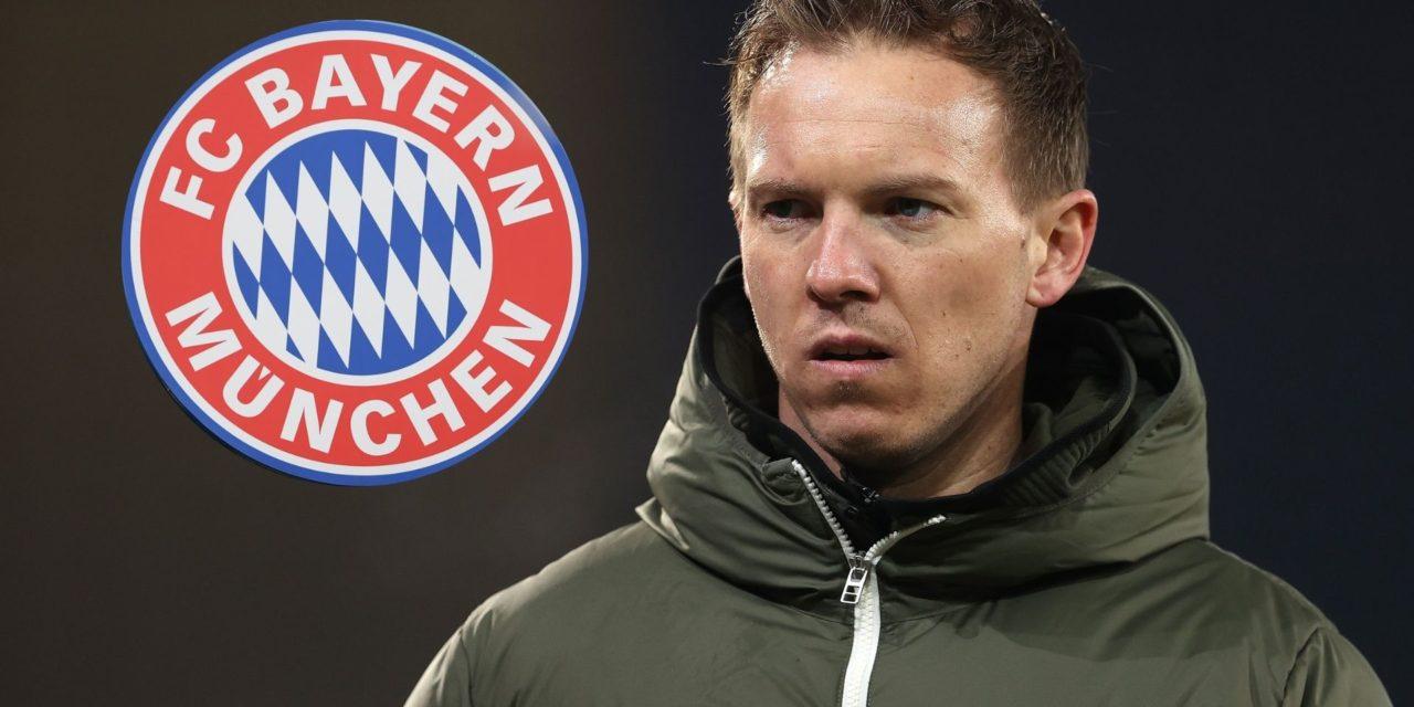 BAYERN MUNICH – Julian Nagelsmann remplace Hansi Flick