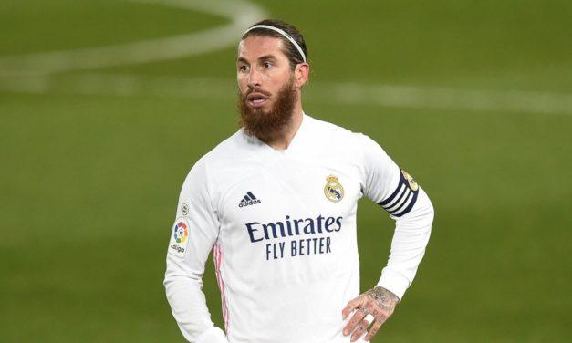 REAL MADRID – Sergio Ramos proche de la sortie!