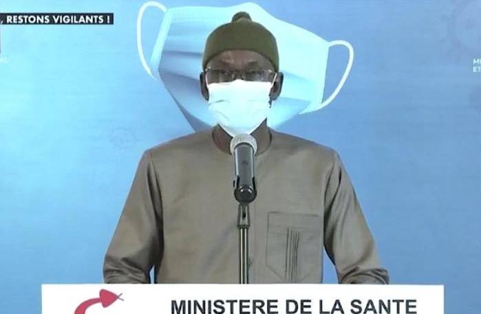 CORONAVIRUS AU SENEGAL – 46 nouveaux cas, zéro décès et 166 malades